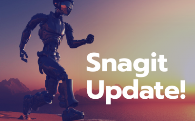 Snagit Multiple Bug Fixes Relased